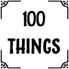 100 Things: The Cassette Tapes