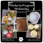 Works-in-Progress Wednesday (04/18/18)