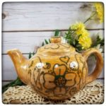 This Week Only: Henna Teapot
