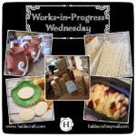 Works-in-Progress Wednesday (08/22/18)